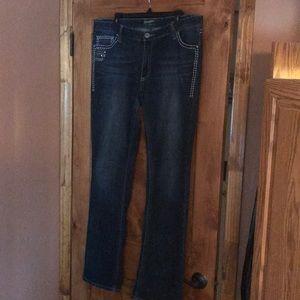 Ladies wrangler Rock 47 jeans 33x34